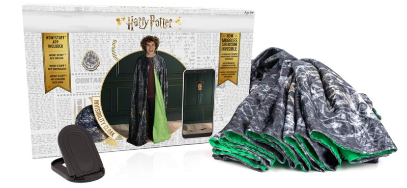 Photo of Wow! Stuff Harry Potter Invisibility Cloak Review