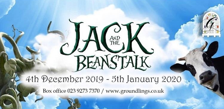 Photo of Jack & the Beanstalk 2019 at the Groundlings Theatre, Portsmouth Review