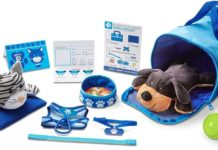 Pets Travel Set