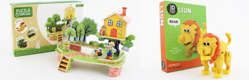 Photo of Milly & Flynn Toys Review