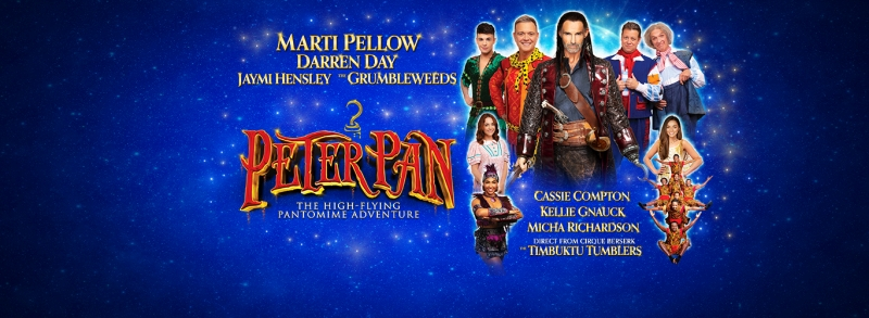 Photo of Peter Pan at the Mayflower Theatre Southampton Review
