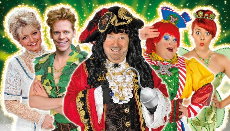 Photo of Peter Pan at the Assembly Hall Theatre Tunbridge Wells Review