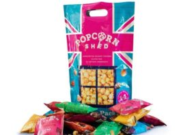 Popcorn Shed Party Bag