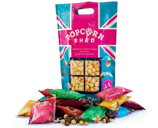 Popcorn Shed Party Bag