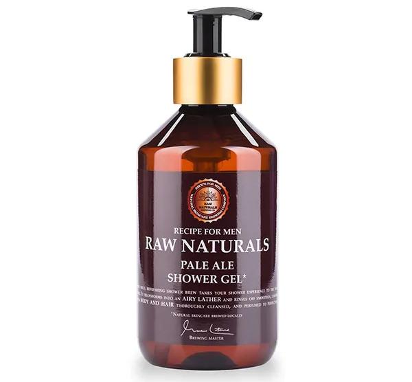 Raw Naturals Pale Ale Shower Gel