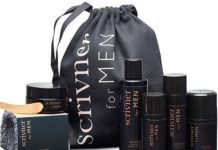 Scrivner Men Kit Bag