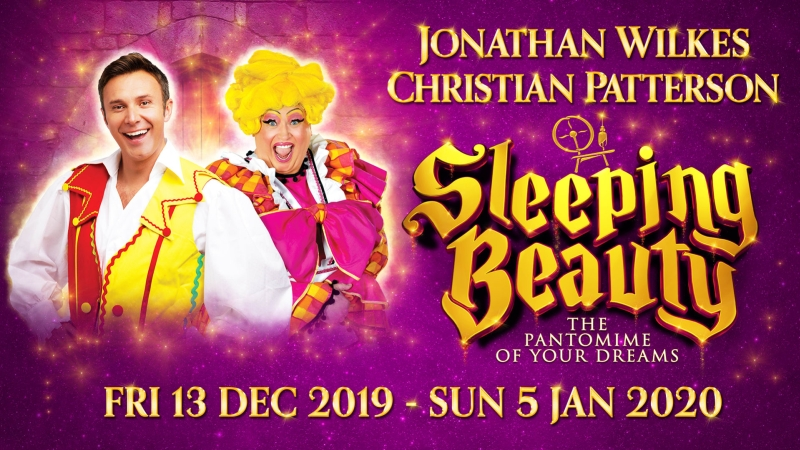 Photo of Sleeping Beauty at the Regent Theatre Stoke Review