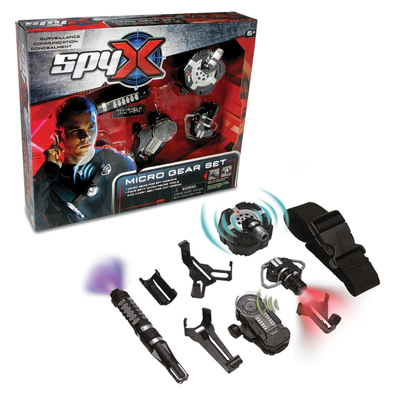 Photo of SpyX Micro Gear Set Review