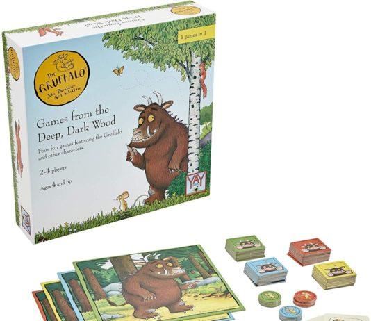 The Gruffalo Game Box