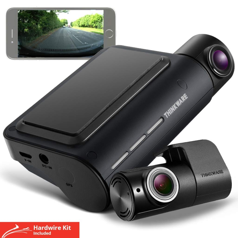 Photo of Thinkware F800 Pro Dash Cam Review