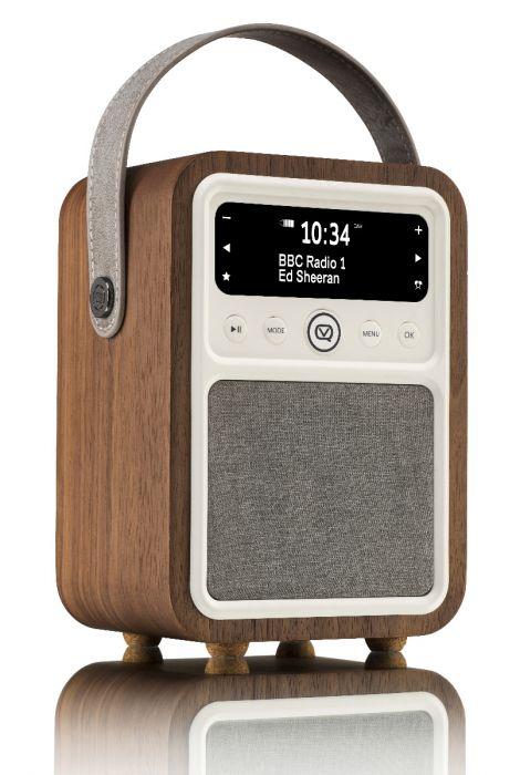 Photo of VQ Monty Portable DAB+/FM Retro Bluetooth Radio Review