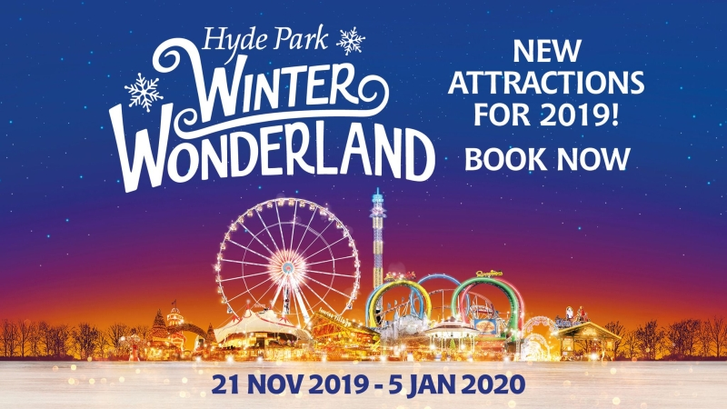 Photo of Winter Wonderland 2019 including Zippos Circus Review