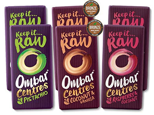Photo of Ombar Organic Chocolate Review