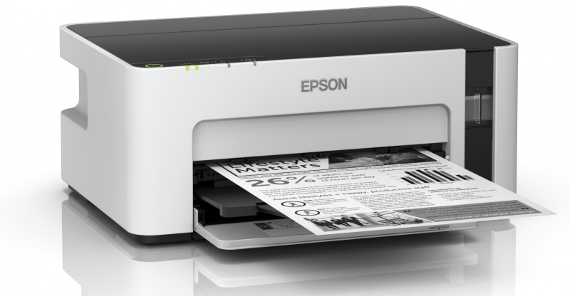 Photo of Epson EcoTank ET-M1120 Mono Inkjet Printer Review