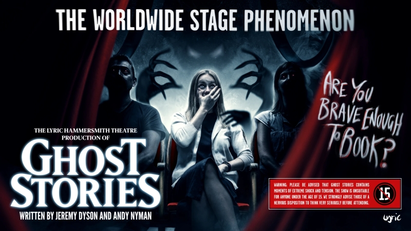 Photo of Ghost Stories at The Alexandra Birmingham Review