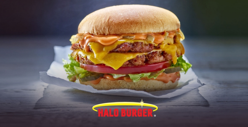 Photo of Halo Burger London Review