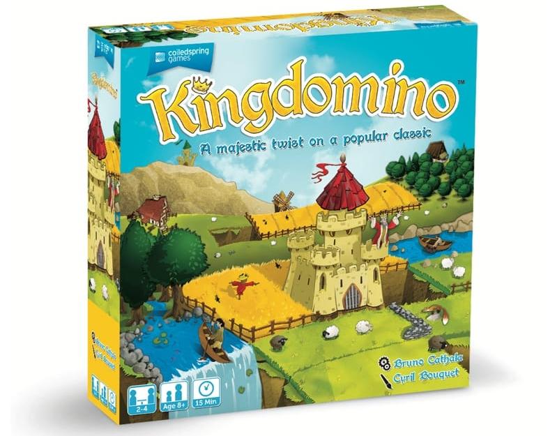 Photo of Kingdomino Game Review