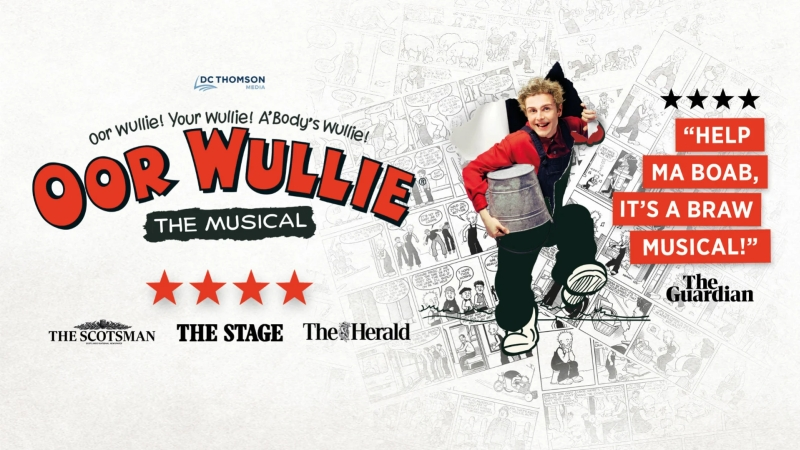 Photo of Oor Wullie at the Theatre Royal Glasgow Review