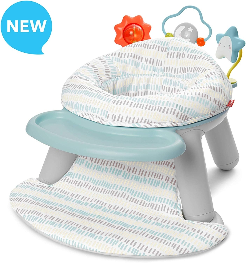 Photo of Skip Hop Silver Lining Cloud 2-in-1 Activity Floor Seat Review