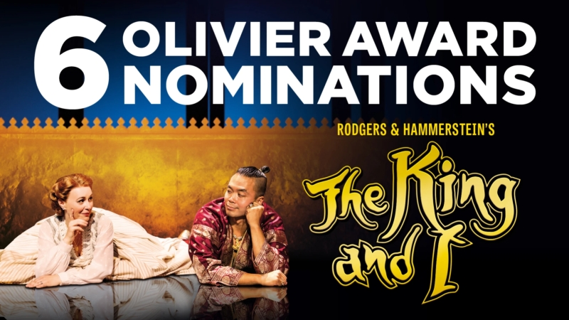 Photo of The King and I at the King's Theatre Glasgow Review
