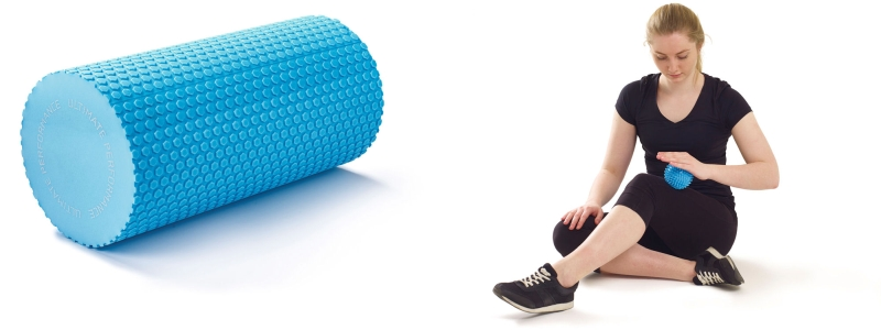 Photo of 1000 Mile Performance Foam Roller and Performance Massage Balls Review