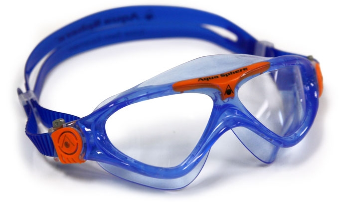 Photo of Aqua Sphere Vista Jr Swimming Mask Review