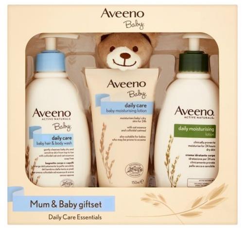 Photo of Aveeno Baby Mum & Baby Giftset Review