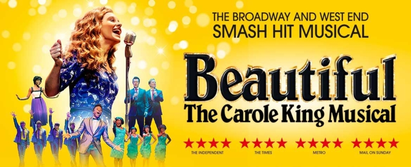 Photo of Beautiful – The Carole King Musical at the Alhambra Theatre Bradford Review