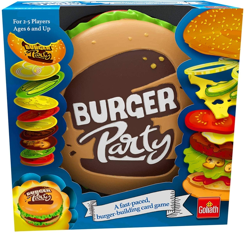 Photo of Burger Party Game Review