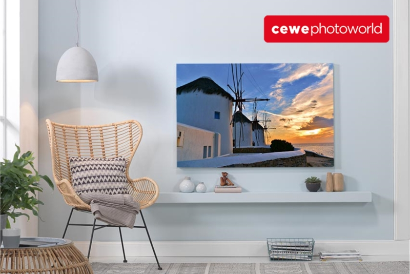 Photo of CEWE Photoworld Classic Canvas Print Review