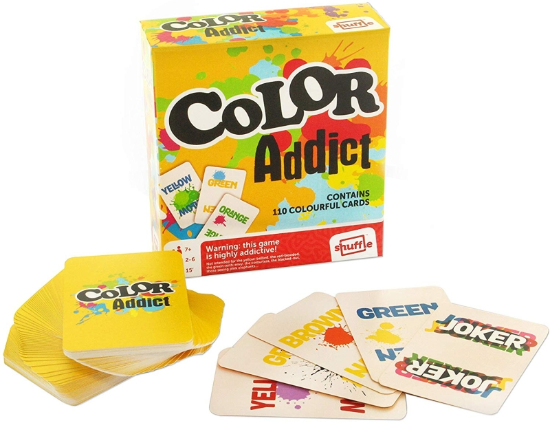 Photo of Color Addict Game Review