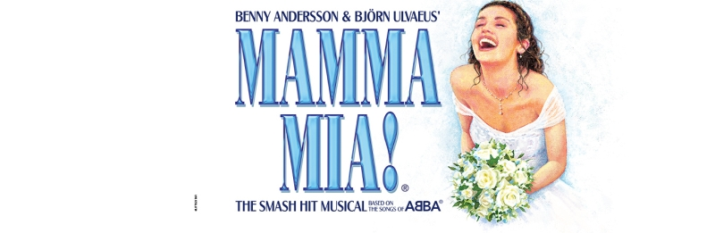 Photo of Mamma Mia! at the Mayflower Theatre Southampton Review