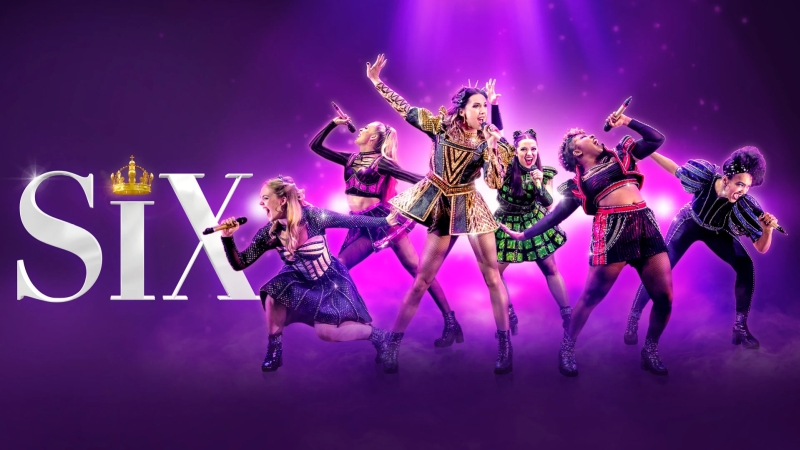 Photo of Six at the Aylesbury Waterside Theatre Review