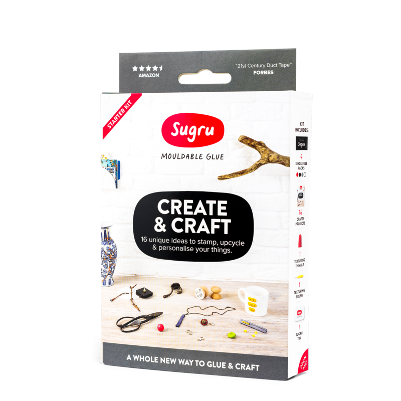 Photo of Sugru Mouldable Glue Create & Craft Kit Review