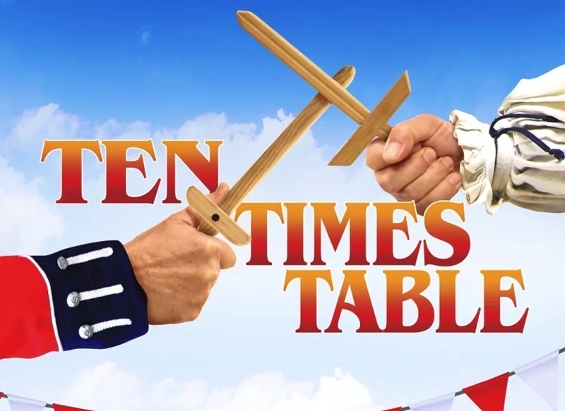 Photo of Ten Times Table at the King's Theatre Edinburgh Review