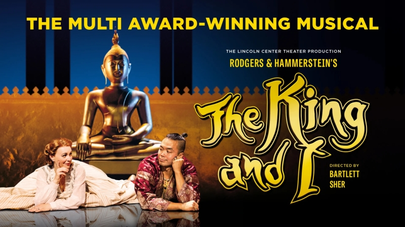 Photo of The King and I at the Liverpool Empire Review