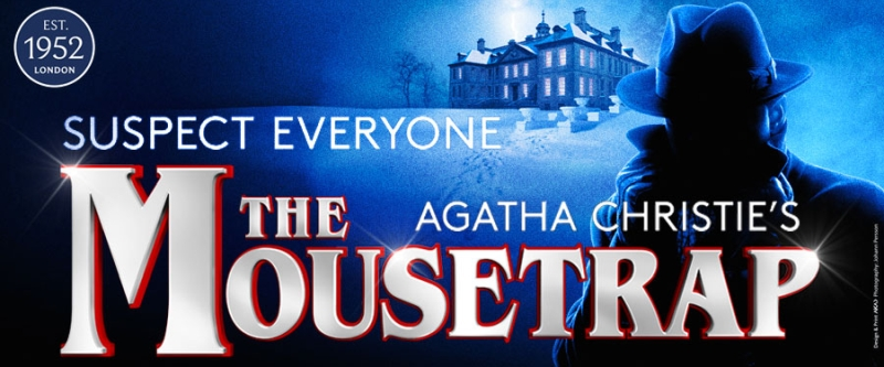 Photo of The Mousetrap at the Theatre Royal Plymouth Review