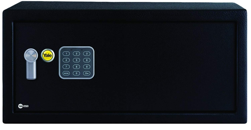 Photo of Yale Value Laptop Safe Review