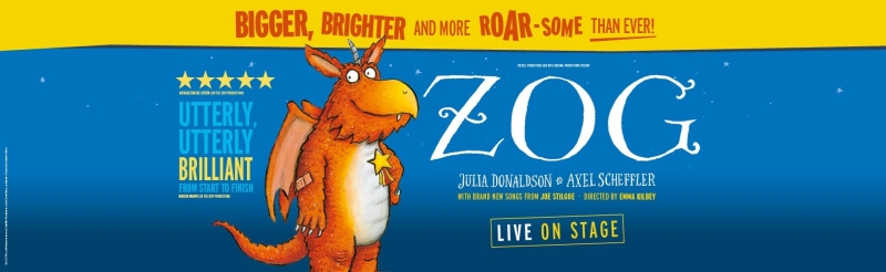 Photo of Zog Live at the King's Theatre Edinburgh Review