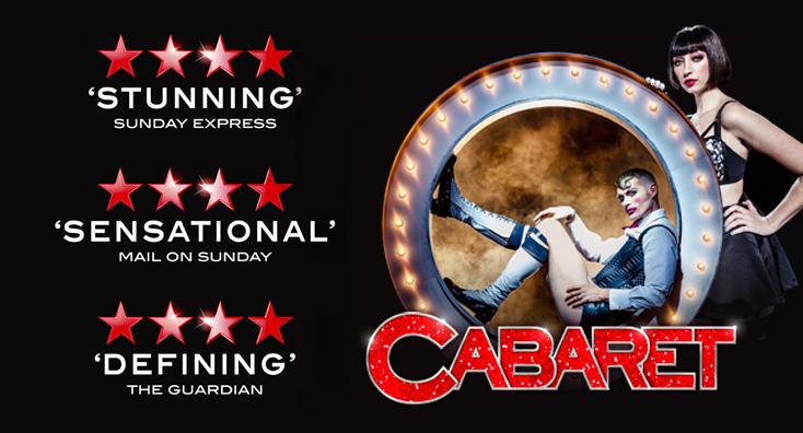 Photo of Cabaret at the Grand Theatre Leeds Review