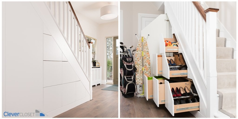 Photo of Clever Closet Under Stairs Storage Solution Review