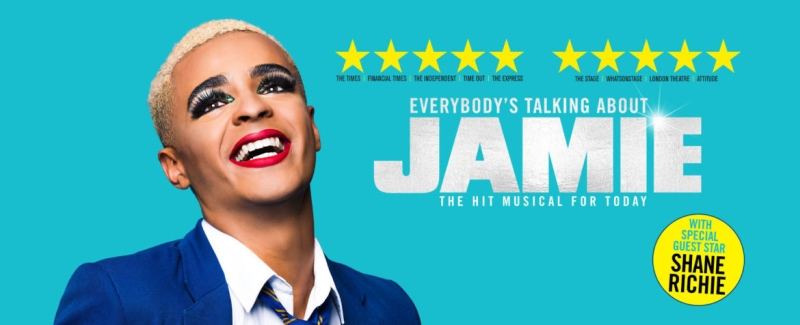 Photo of Everybody's Talking About Jamie at the Royal & Derngate Northampton Review