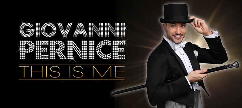 Photo of Giovanni Pernice – This Is Me at the Wyvern Theatre Swindon Review