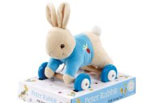 Peter Rabbit Pull-along