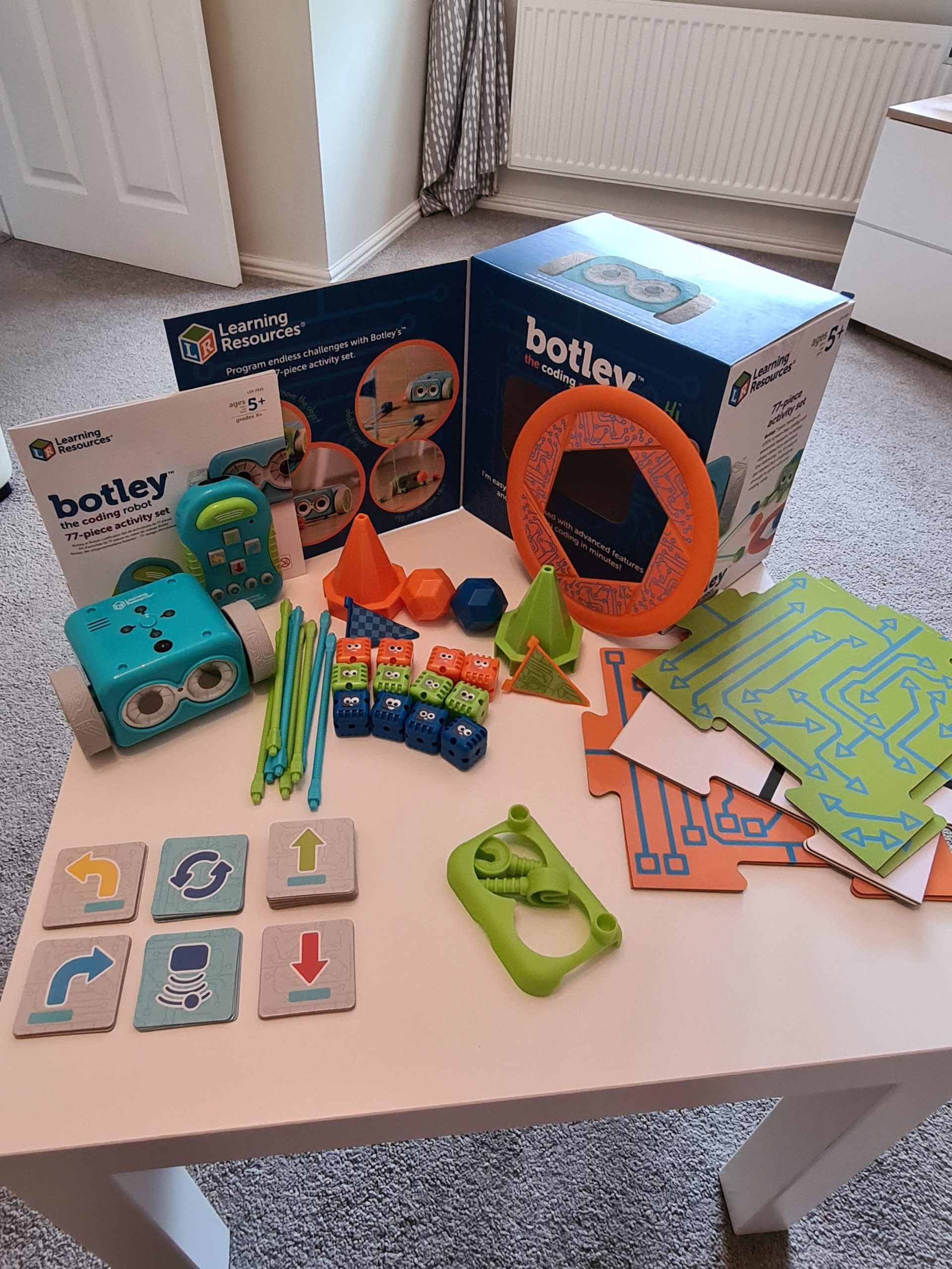 Photo of Learning Resources Botley The Coding Robot Review