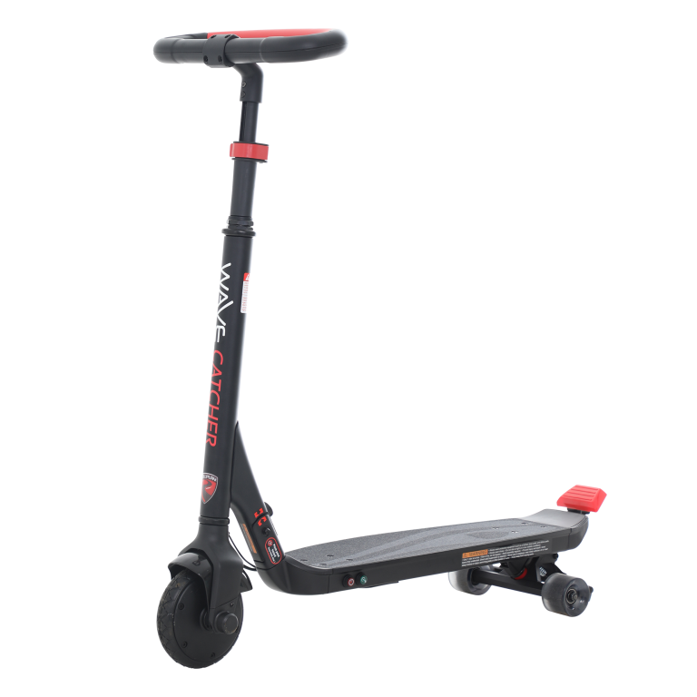 Photo of Rollplay Wave Catcher Electric Scooter Review