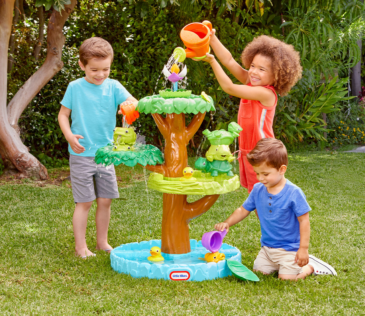 Photo of Little Tikes Magic Flower Water Table Review