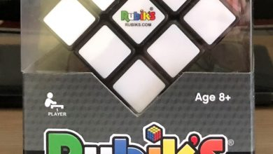 Photo of Rubiks Cube Review