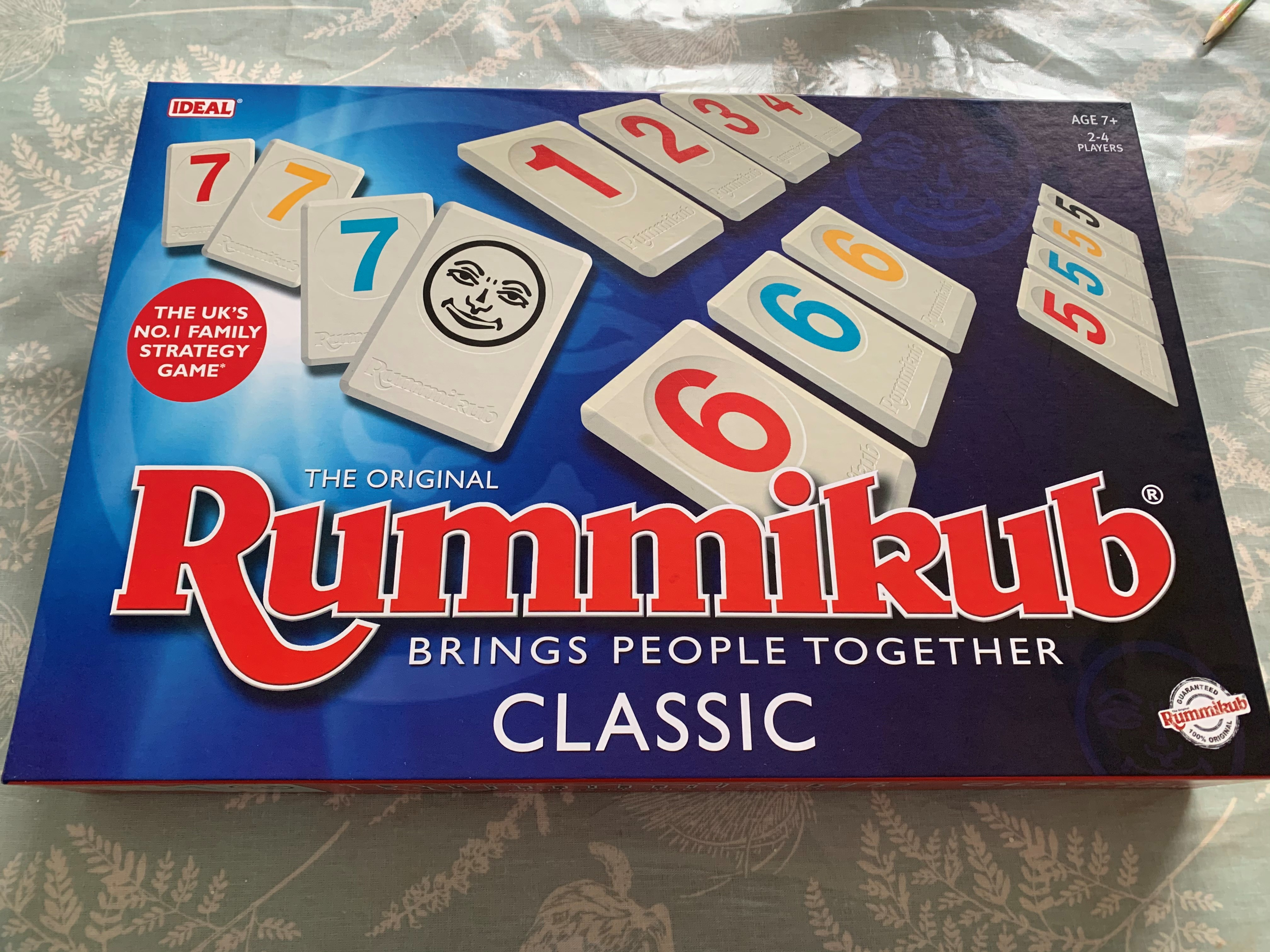 Photo of Rummikub Classic Review