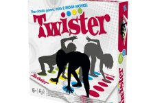 Photo of Hasbro Twister Game Review